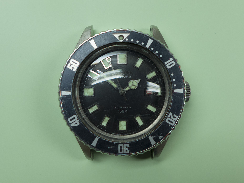 Citizen 62 6198 The Watch Bloke