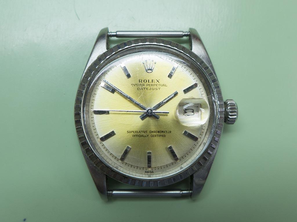 Rolex 1603 The Watch Bloke