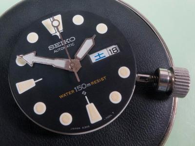 Seiko 6306-7001
