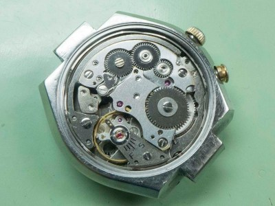 Seiko Bell-Matic 4006-6040