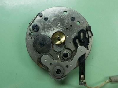 Junghans J30BZ chronograph