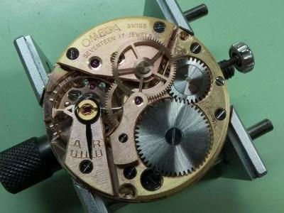 Omega Seamaster calibre 284