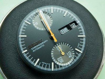 Seiko 6138-7000 slide rule