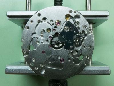 Omega Seamaster calibre 1128