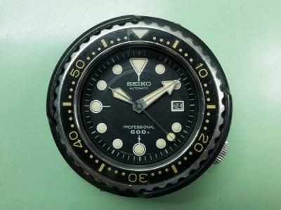 Seiko 6159-7010 tuna