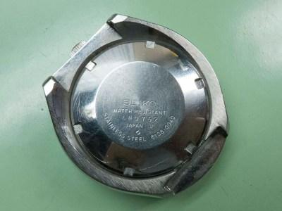 Seiko 6138-0040 Bullhead