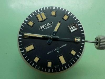 Seiko 6105-8009