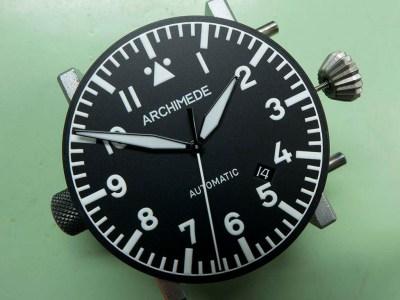 Archimedes Pilot