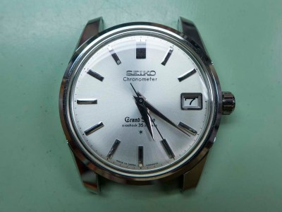 Grand Seiko 43999 calibre 430