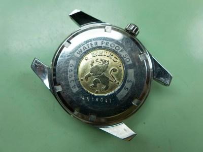 Grand Seiko 43999 calibre 430