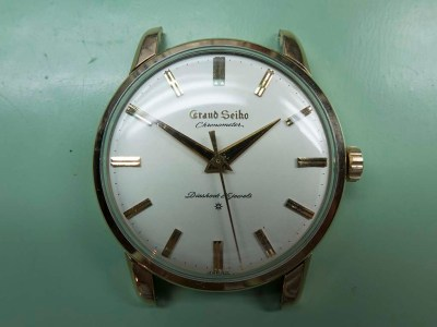Grand Seiko calibre 3180
