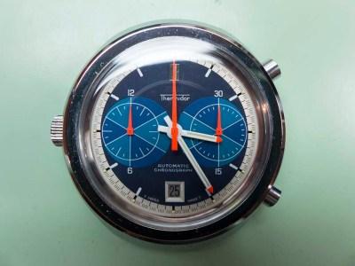 Thermidor chronograph calibre 12