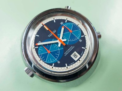 Thermidor chronograph calibre 12