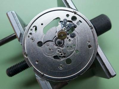 Heuer 266.006-1 quartz with Dubios-Depraz 2000 chronograph module