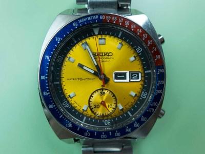 Seiko 6139-6000