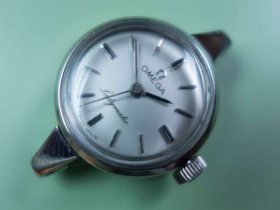 Omega Ladymatic calibre 455