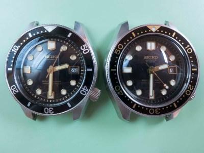 Seiko 6215-7000 and 6159-7000