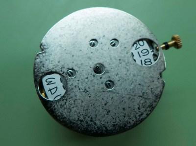 1970 Seiko 35a Astron Quartz